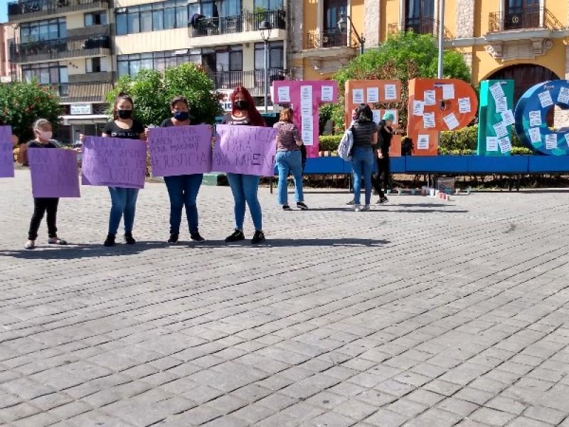 Familia espera #JusticiaParaAnaKaren, víctima de feminicidio