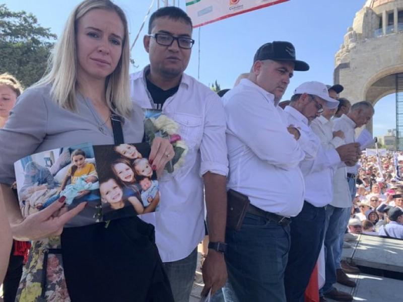 Familia LeBarón se reunirá con el presidente