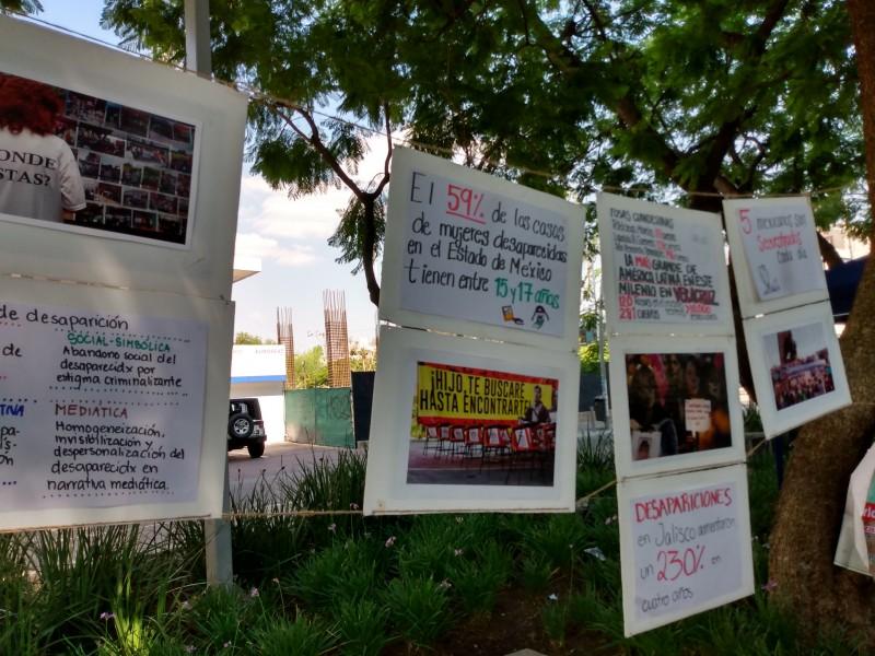 Familiares de desaparecidos piden respuesta a autoridades
