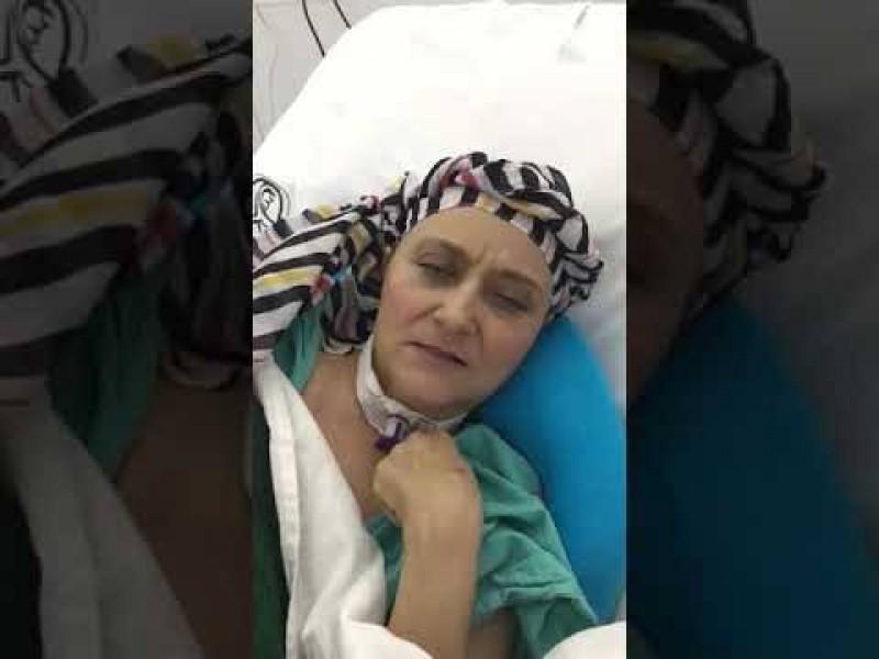Familiares de Elvia Ochoa exigen pena máxima a su agresor
