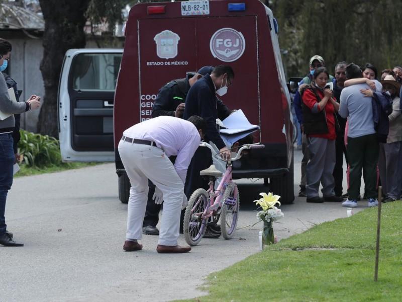 Familiares de Fátima piden justicia por su muerte