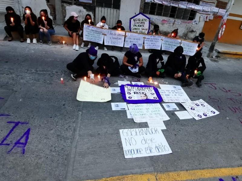 Familiares y amigos de Rocío Jiménez exigen justicia