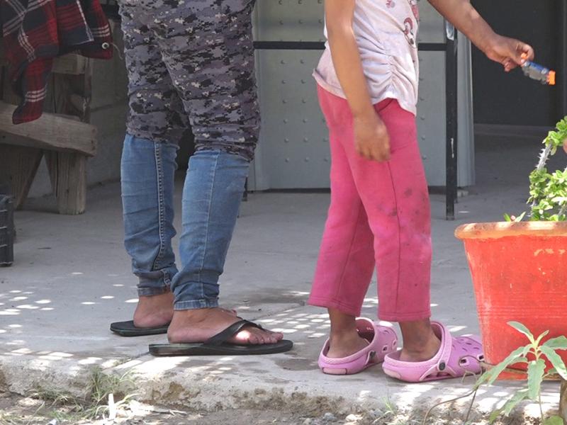 Familias de Haití piden refugio  en Torreón