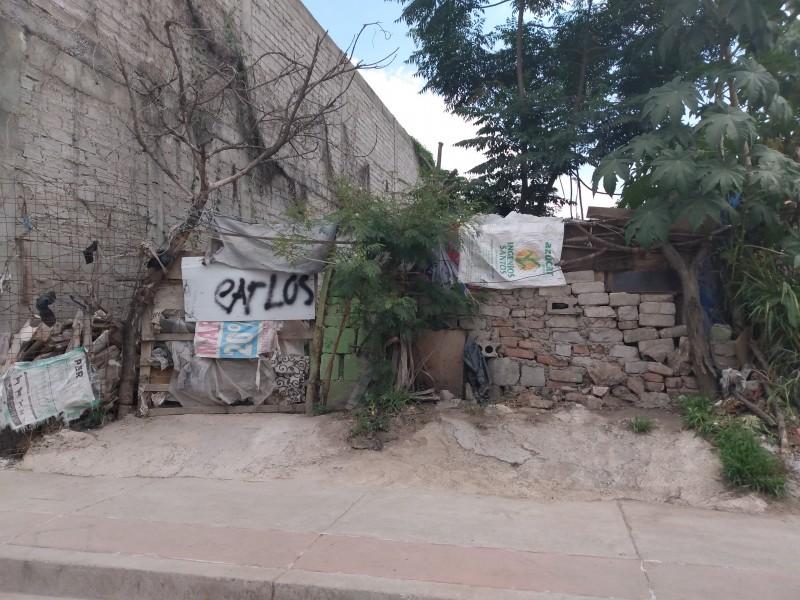 Familias en Valle de San José enfrentan pobreza