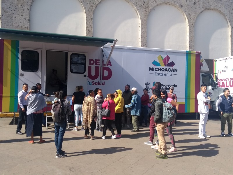 Familias jaconenses accederán a servicios gratuitos de salud