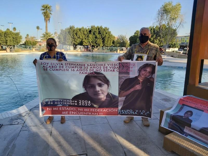 Fanny Sánchez Viesca cumple 16 años desaparecida