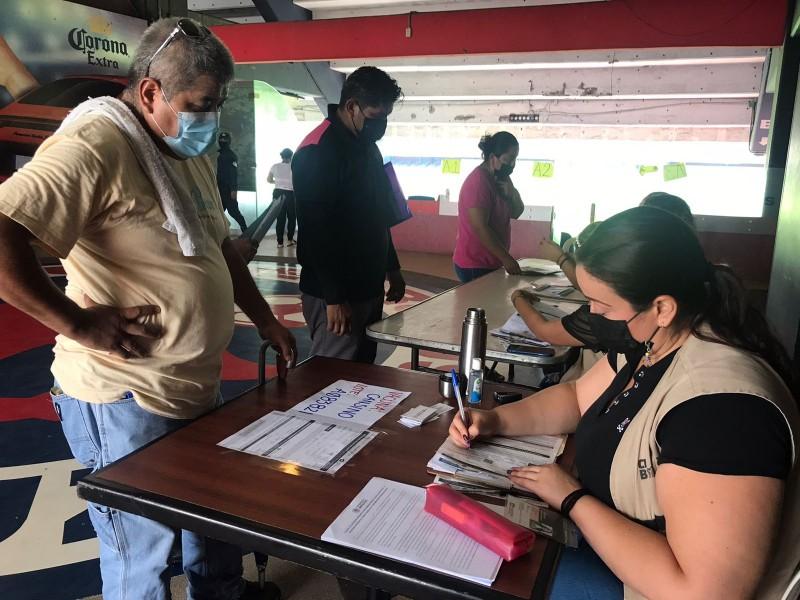 Fecha para vacunación de 18 a 29 en Boca