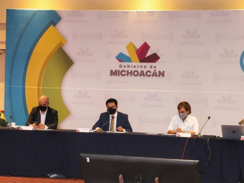 Federación ha enviado solo 0.7% de medicamentos a Michoacán