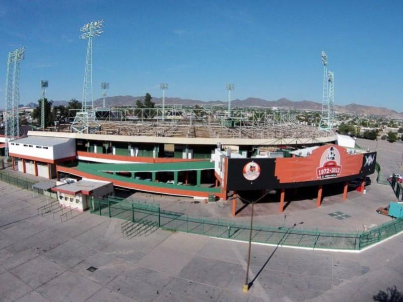 Federación invertirá 178mdp para remodelar dos estadios de Sonora