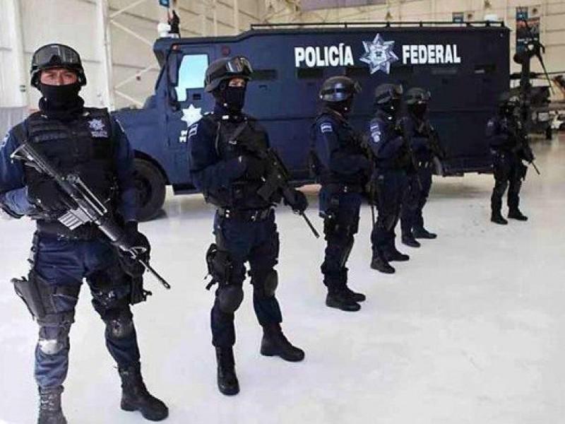 Federales capacitan a elementos de Defensa en protocolos