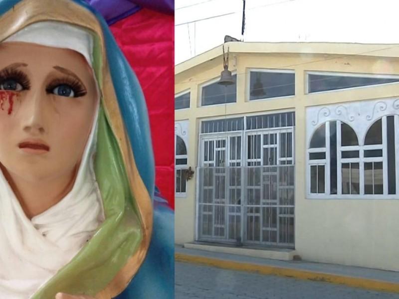 Feligreses de Xonacatepec aseguran que imagen