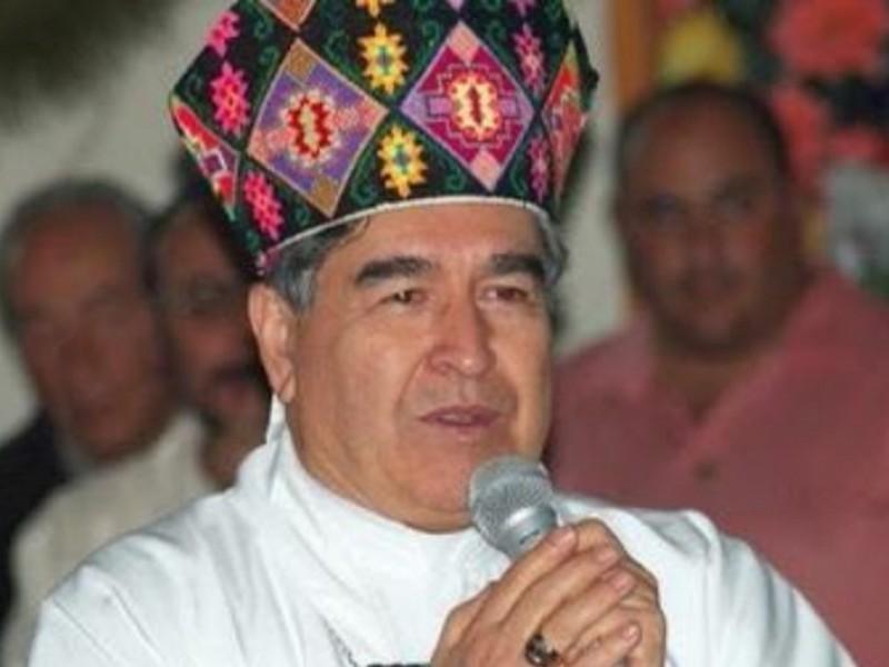 Felipe Arizmendi fue nombrado cardenal