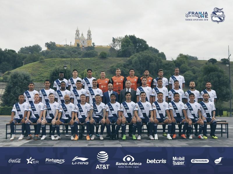 Félix Micolta de regreso al Club Puebla