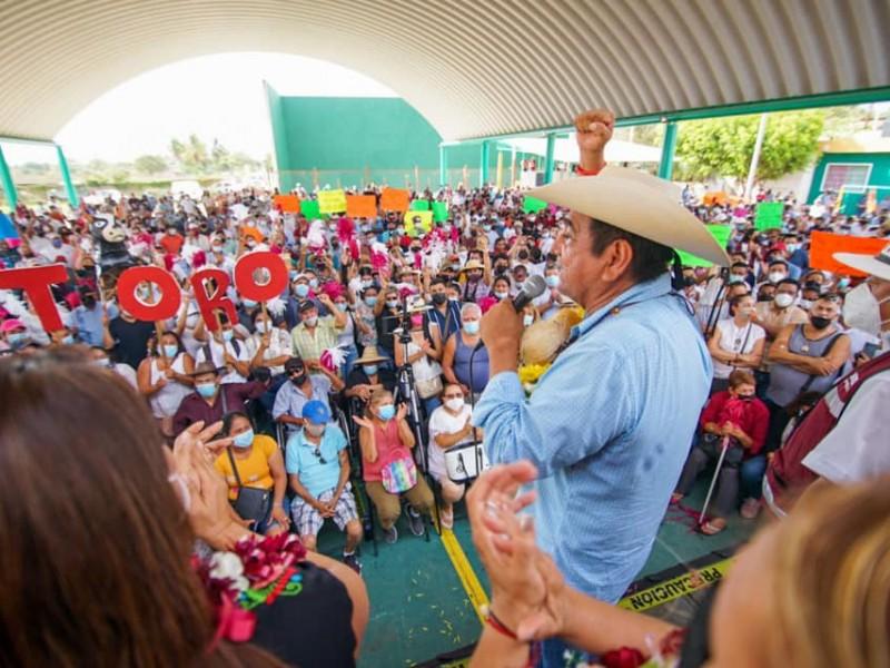 Félix Salgado llama a seguidores a manifestarse contra el INE