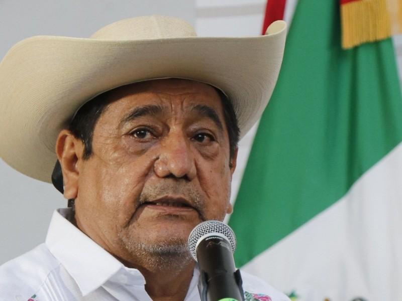 Félix Salgado pide derecho de audiencia de alegatos