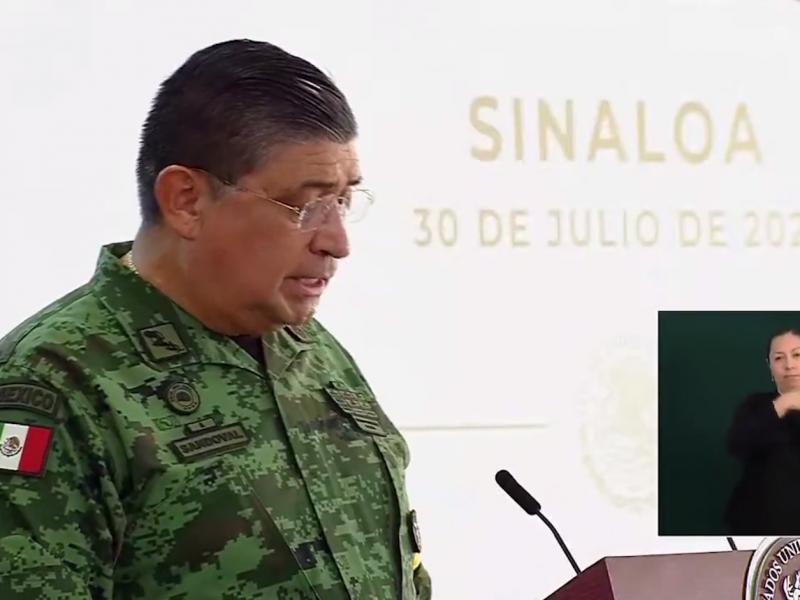 Feminicidio,uno de los delitos que sigue aumentando en Sinaloa:Defensa Nacional