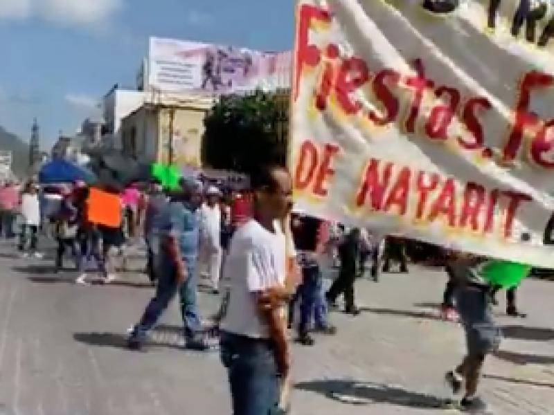 Ferias y Fiestas Patronales piden a gobierno poder trabajar