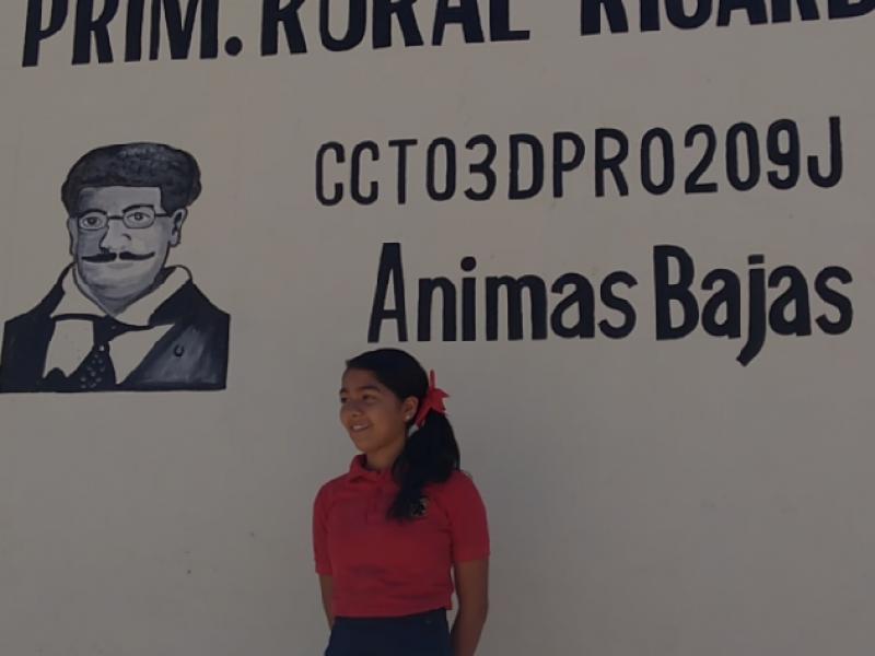 Fernanda, ganadora olimpiada del conocimiento en BCS