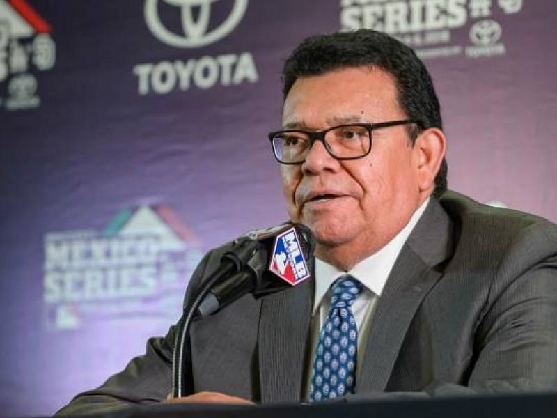 Fernando Valenzuela nombrado comisionado de la LMB