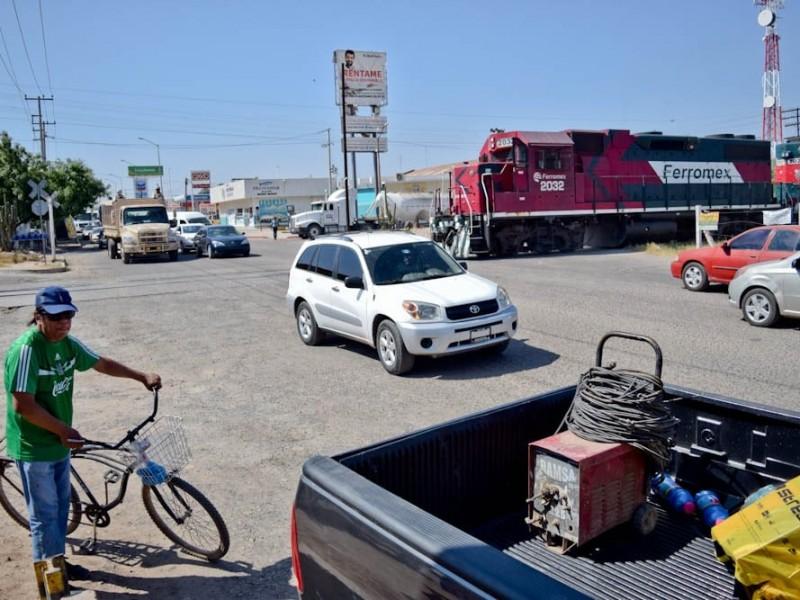 Ferrocarril: Un caos que divide a Navojoa