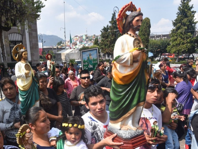 Festejos a San Judas Tadeo serán virtuales