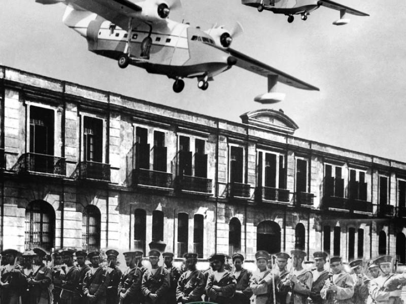 Festejos por los 200 años de la Armada de México