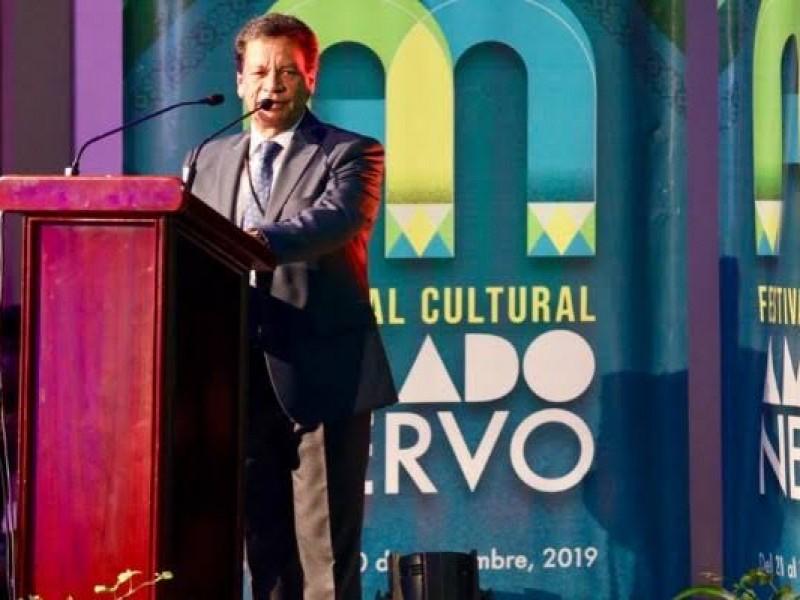 Festival Amado Nervo perdió la mitad del presupuesto