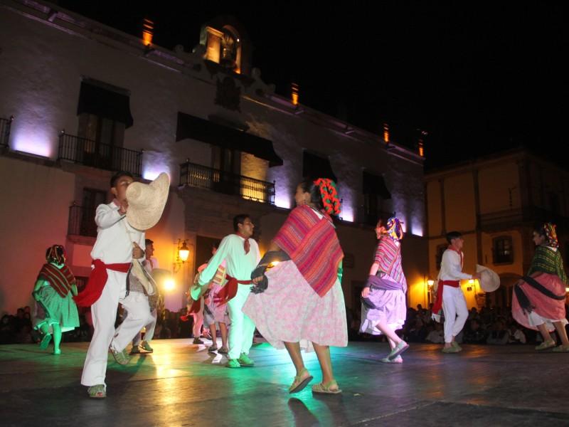 Festival de danza y canto COBAQ