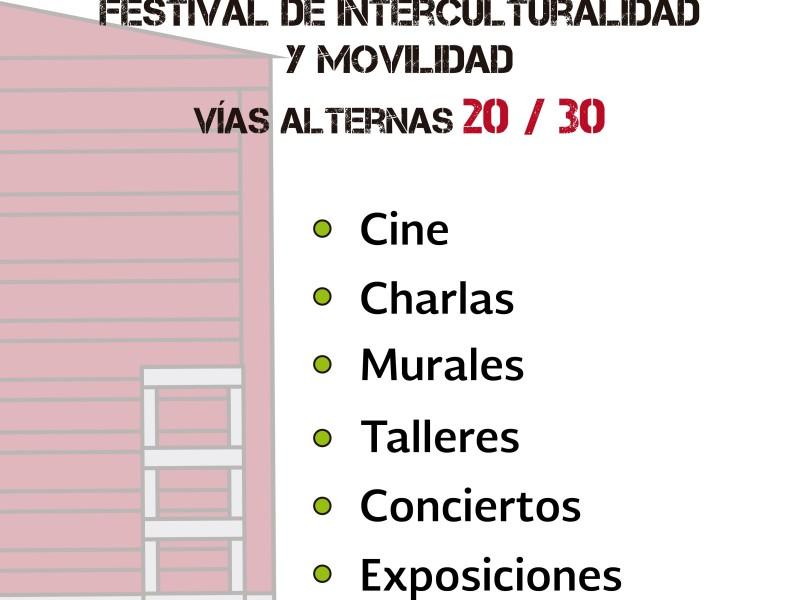 Festival de Interculturalidad y Movilidad Humana en MNFM