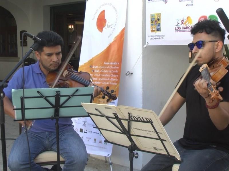Festival de Música de Cámara de Los Cabos