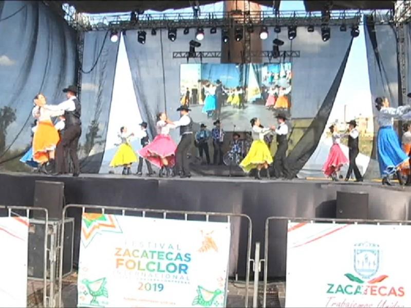 Festival del Folclor podría realizarse en diciembre