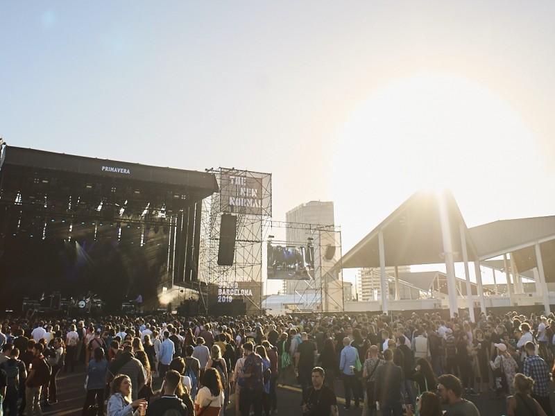 Festival musical Sound de Barcelona cancela su edición 2021