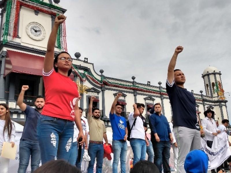 FEUAN convoca a marcha para defender la autonomía