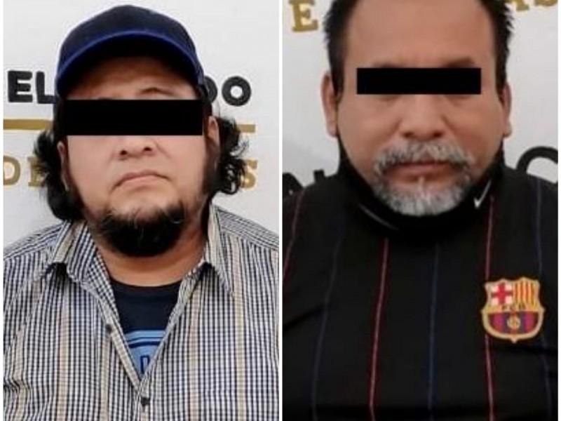 FGE aprehende a presuntos defraudadores de programas sociales