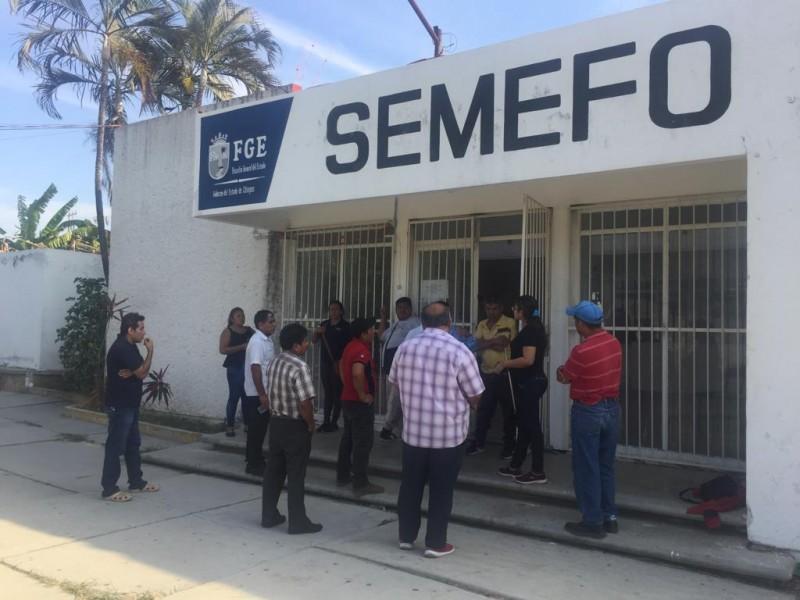 FGE continúa con la identificación de migrantes fallecidos