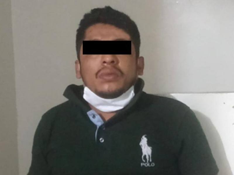 FGE detiene a presunto asesino de Villaflores