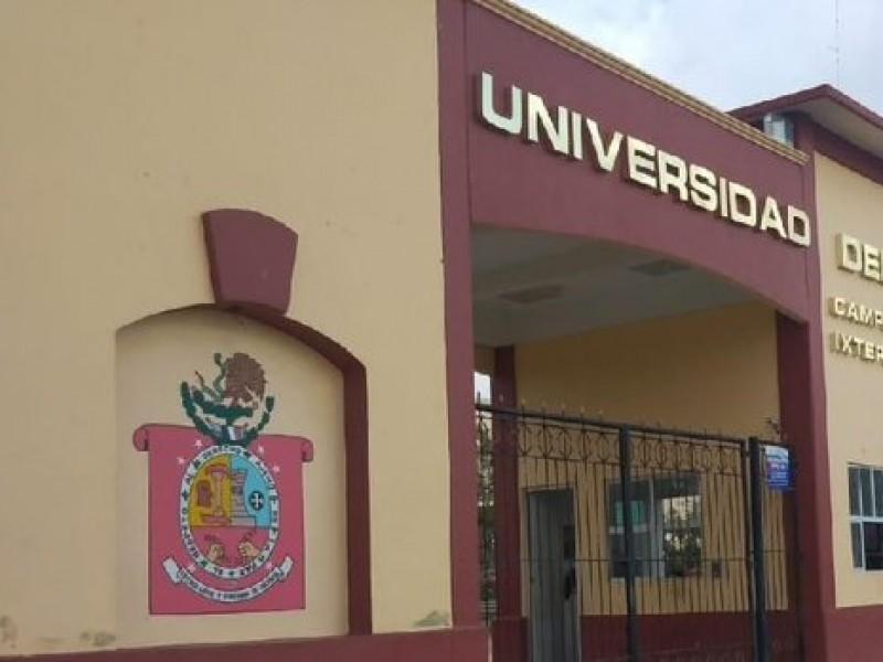 FGEO vincula a profesor de la UNISTMO por acoso sexual
