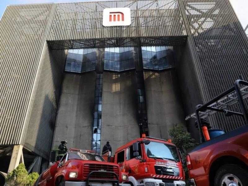 FGJ-CDMX abre investigación por incendio en central del Metro