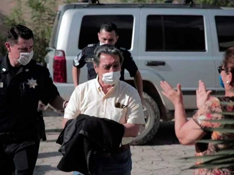 FGR busca impugnar la prisión domiciliaria de Mario Villanueva