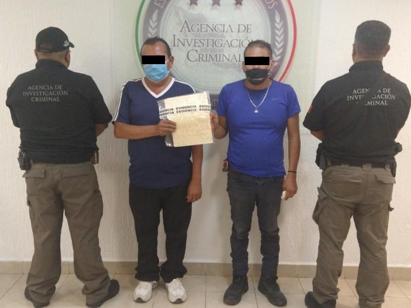 FGR detiene a dos personas por fraude y usurpación defunciones