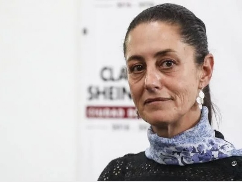 FGR indaga pederastía: Sheinbaum
