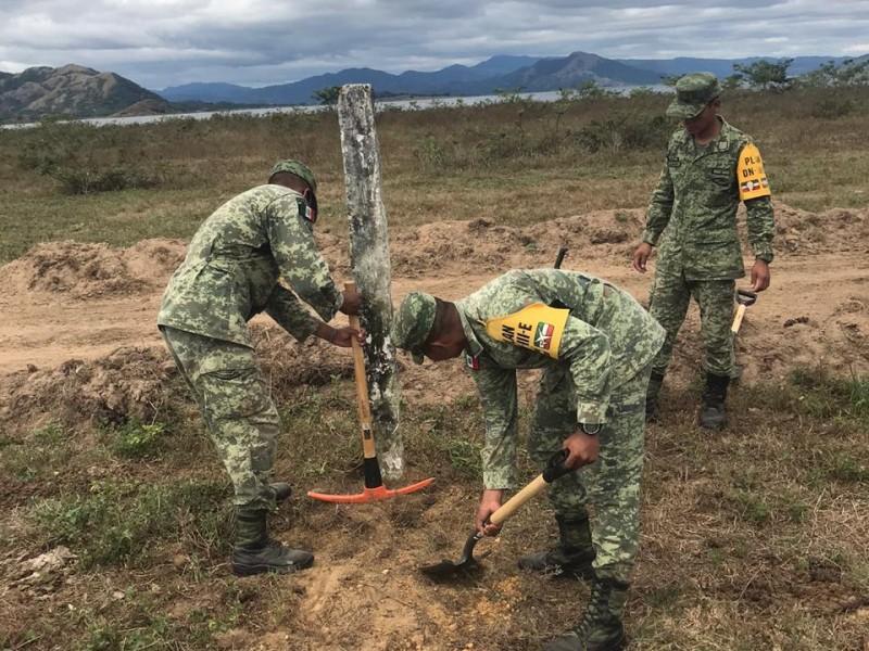 FGR inhabilita pista clandestina en Chiapas