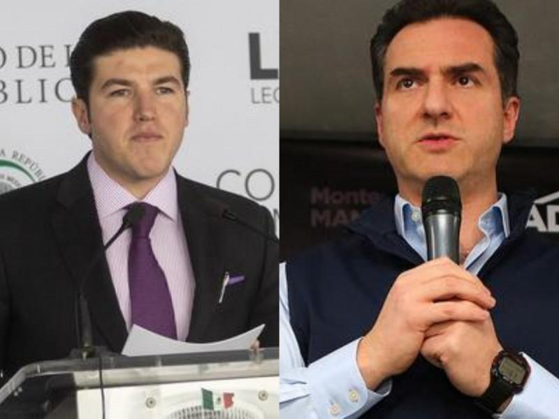 FGR investiga a Adrián de la Garza y Samuel García