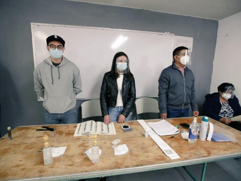 FGR investiga quema de material electoral en Hidalgo