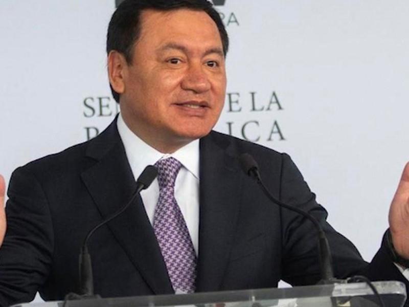 FGR no ejercerá acción penal, por patrimonio: Osorio Chong