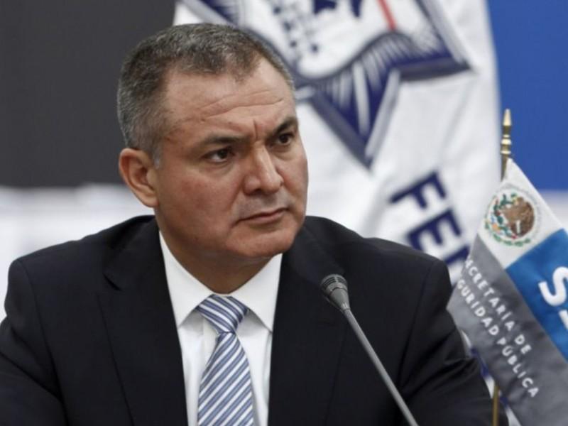 FGR pide a EU la extradición de García Luna