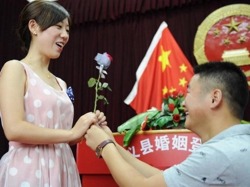 Fiesta del Doble Siete, el San Valentín chino