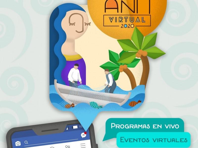 Boca del Río presenta Santa Ana Virtual