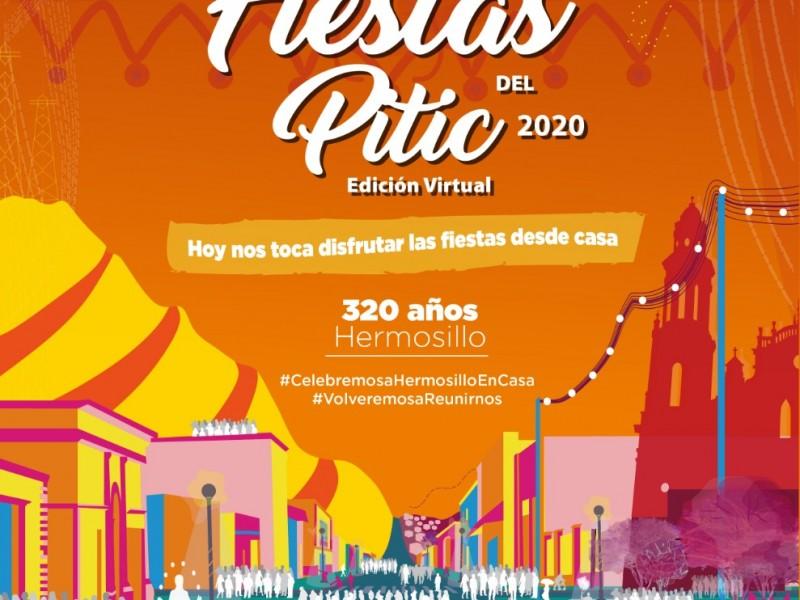 Fiestas del Pitic 2020 serán a distancia
