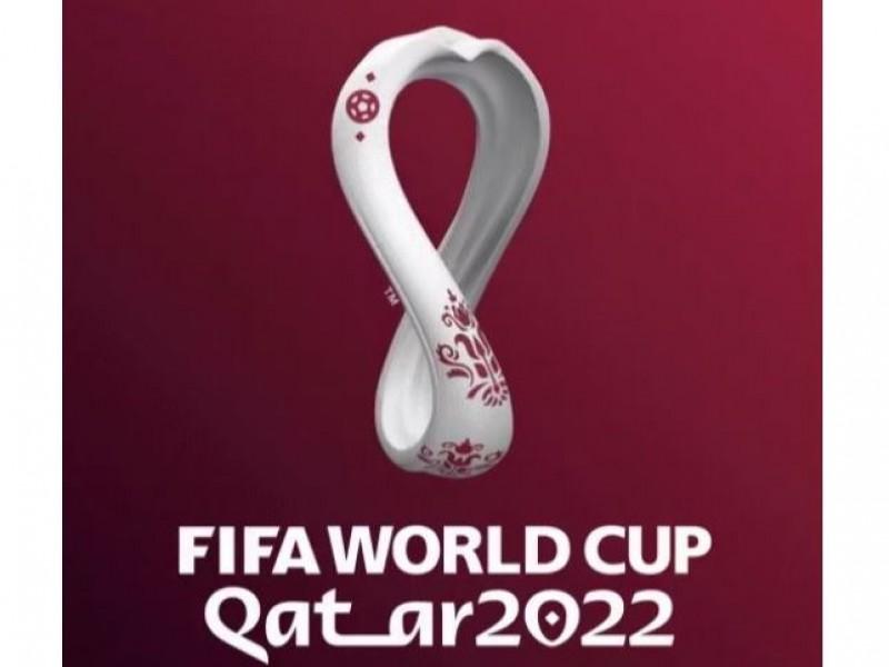 FIFA presenta el logo oficial de Catar 2022